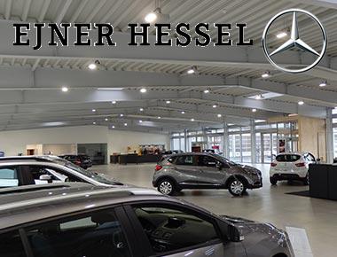 Reference Ejner Hessel (Mercedes Benz)