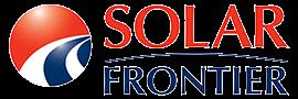 et billede af solar frontier's logo