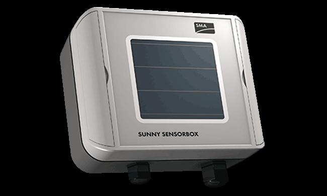sma sunny sensor box