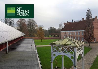 Reference Det Grønne Museum ved Gammel Estrup, Danmarks Herregårdsmuseum