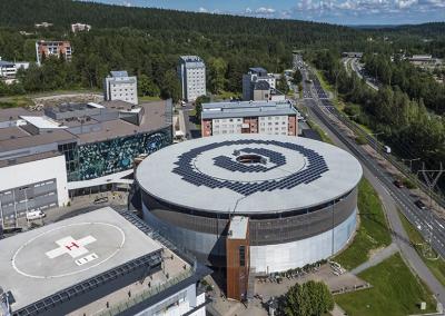 Reference Kuopio Universitetshospital, Finland
