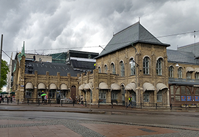 Reference Jernhuset – Göteborg Centralstation