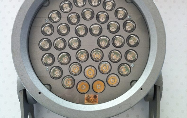 LED lampe brugt i London Array Vindmøllepark