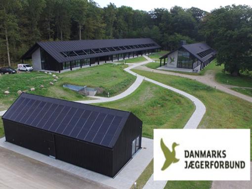 Reference Jagtens Hus, Dansk Jægerforbund, Rønde