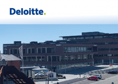 Reference Deloitte, Esbjerg